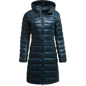 Y by Nordisk Faith Lightweight Down Coat Women, mood indigo